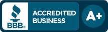 BBB Accredited Business | A+ Rated